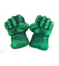 Перчатки руки-кулаки Халка